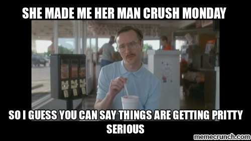 Funny Man Crush Monday Meme : Funny man crush monday jokes
