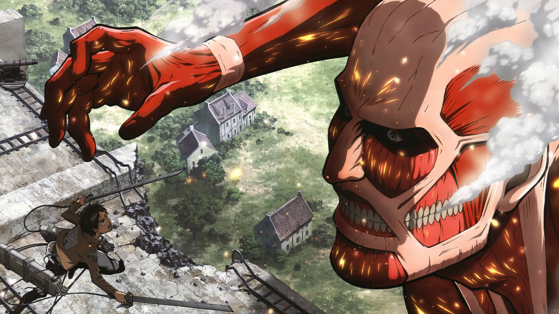 Attack on Titan Manga Attack on Titan is a Manga